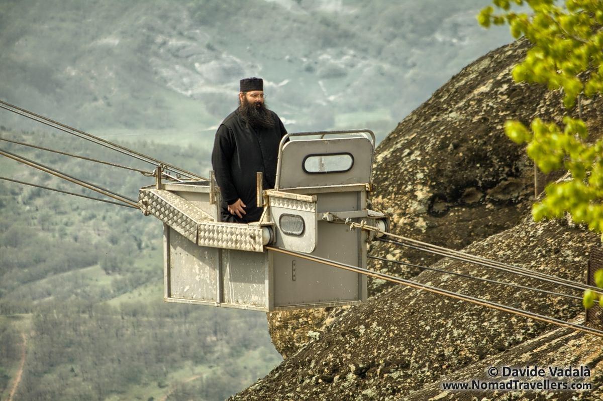 Visiting Meteora In Greece Orthodox Monasteries And