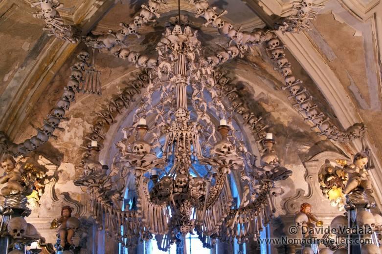 Bone Church In Kutna Hora Visit The Sedlec Ossuary