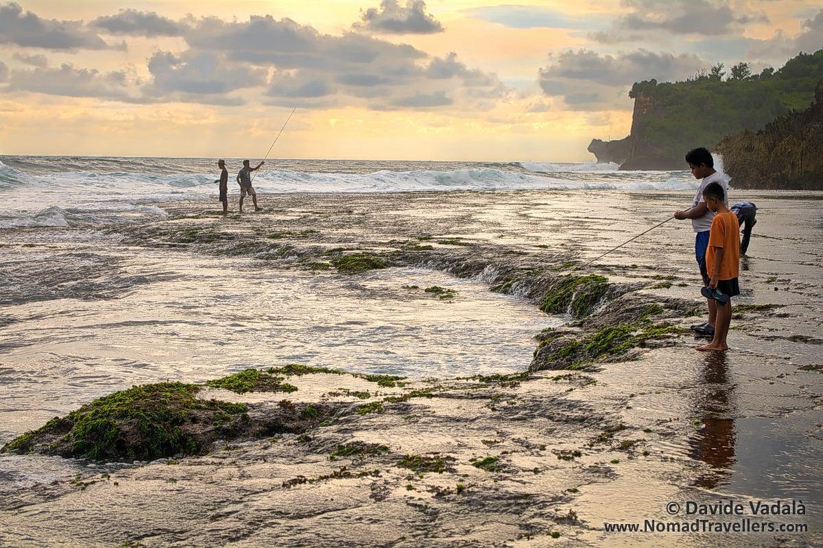 Pantai Baron Pantai Kukup And Gunung Kidul Beaches In Yogyakarta