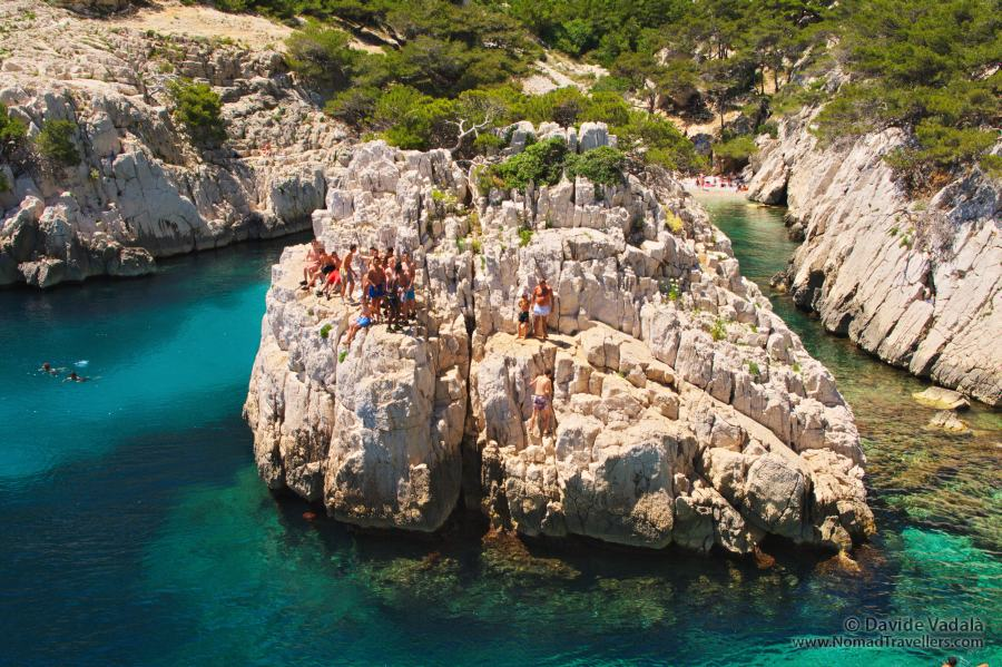 hiking to les calanques marseille 39 s hidden fjords nomad travellers. Black Bedroom Furniture Sets. Home Design Ideas