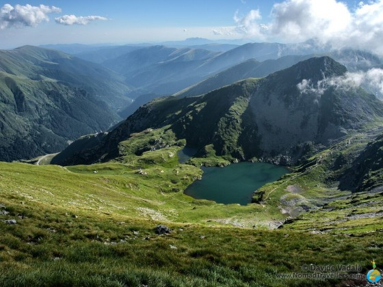Hiking beyond Balea Lac and experiencing our favourite views in the Transfagarasan trip