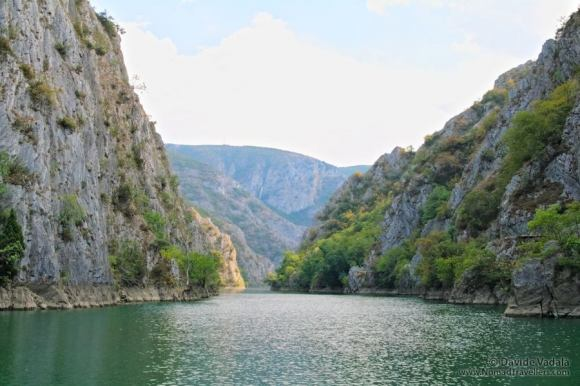Matka Canyon, not far from Skopje