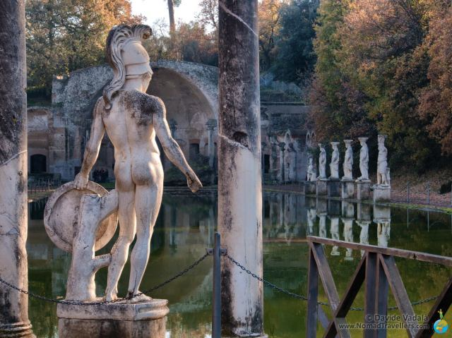 Sculptures in the Canopus